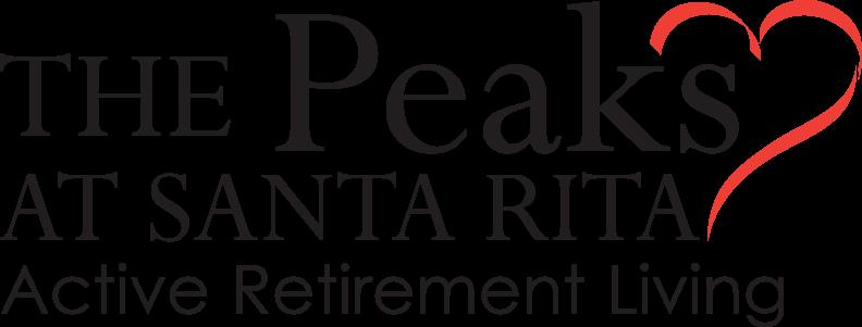 peaks at santa rita logo